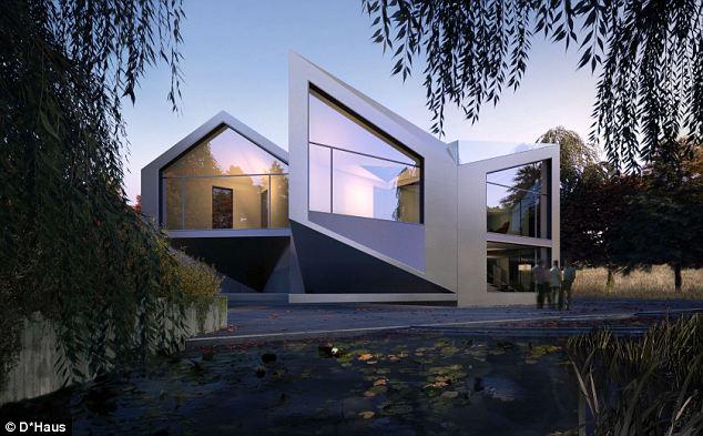 Дизайн дома конструктор