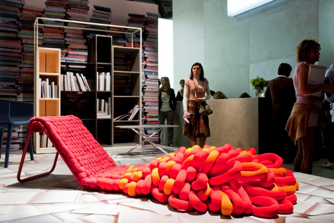 Выставка дизайна мебели