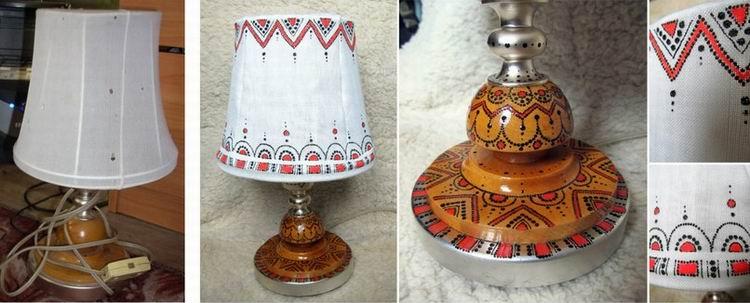 Настольные лампы на прищепке купить по низким ценам в