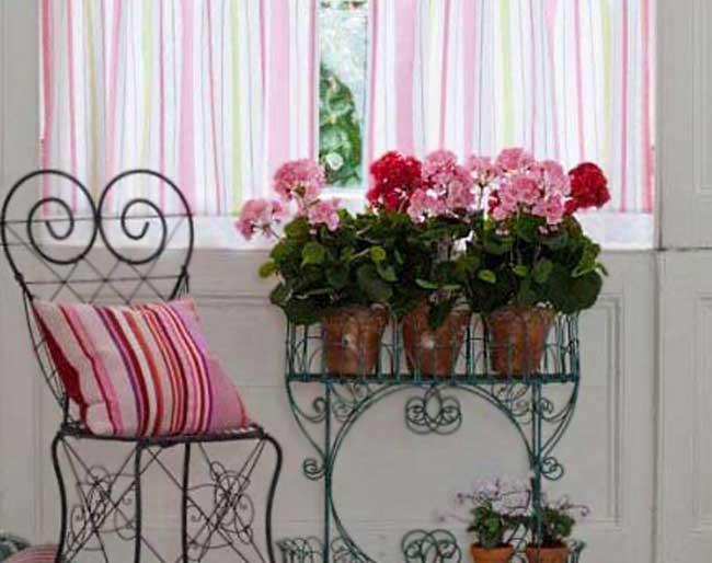 Цветы в интерьере красивые фото