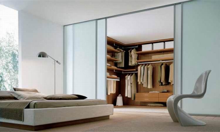 Перегородка в спальне фото