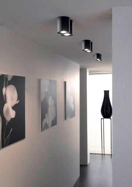 Светильники для коридора потолочные