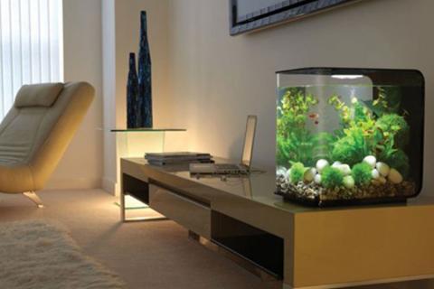Изготовление большого аквариума своими руками 67