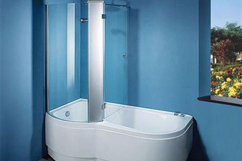 ванная-душ