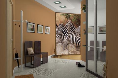 фотообои с зебрами
