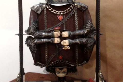 кукла карточного короля