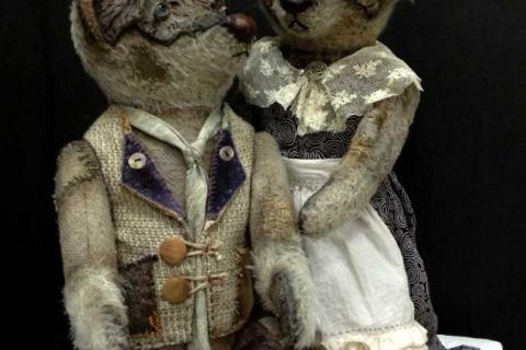 куклы-медведи