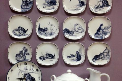 Декоративная посуда