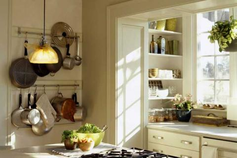 ниша на кухне