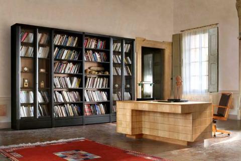 светлая современная мебель