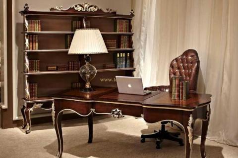 изящная мебель для кабинета