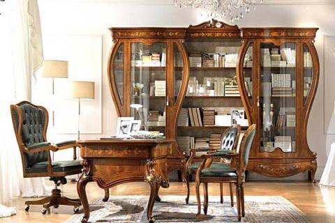 красивая мебель в стиле барокко