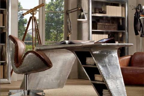 мебель для кабинета  из металла