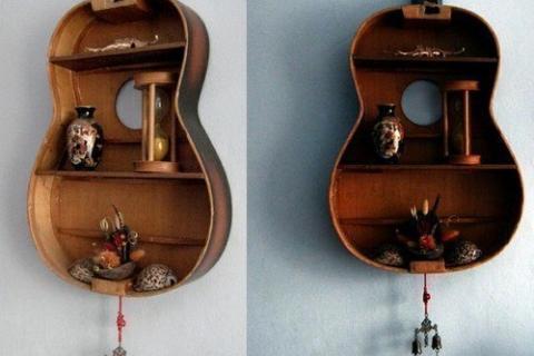 полки из гитары