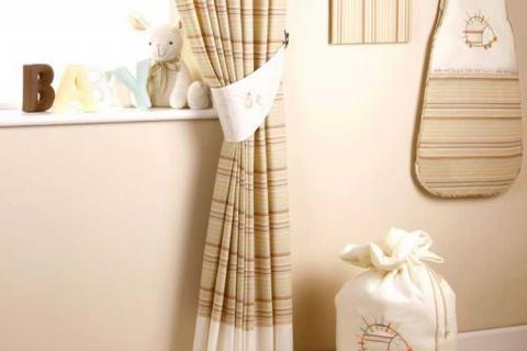 текстильный декор детской