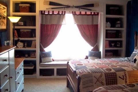 Идея оформления комнаты