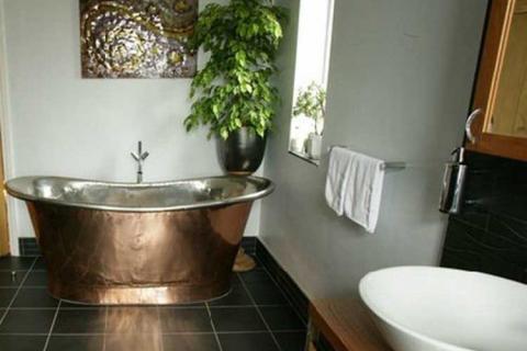 медная ванная