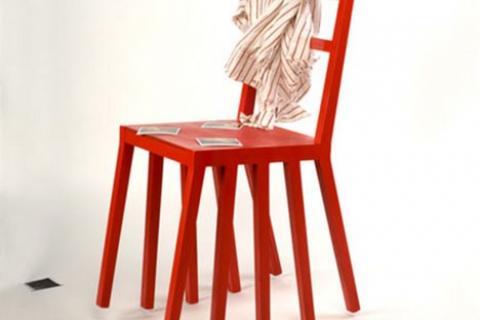 стул с десятью ножками
