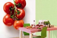 Фотообои с помидорами