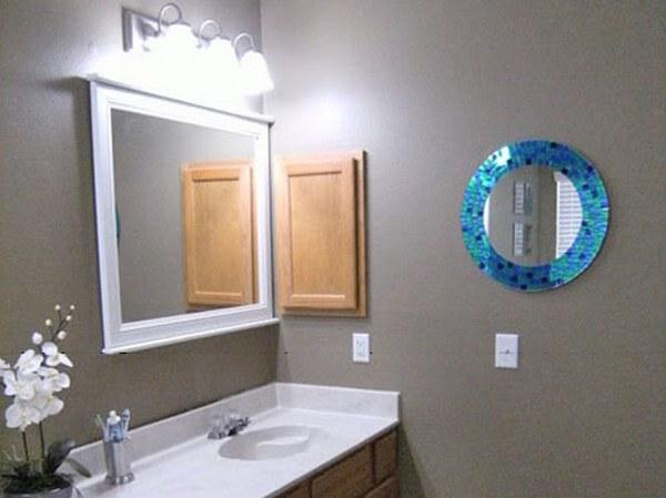 Светильник в туалет настенный своими руками 4